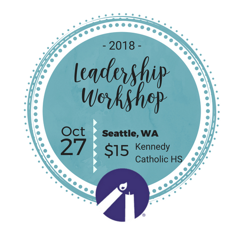 Students for life of America 2018 Seattle Leadership Workshop